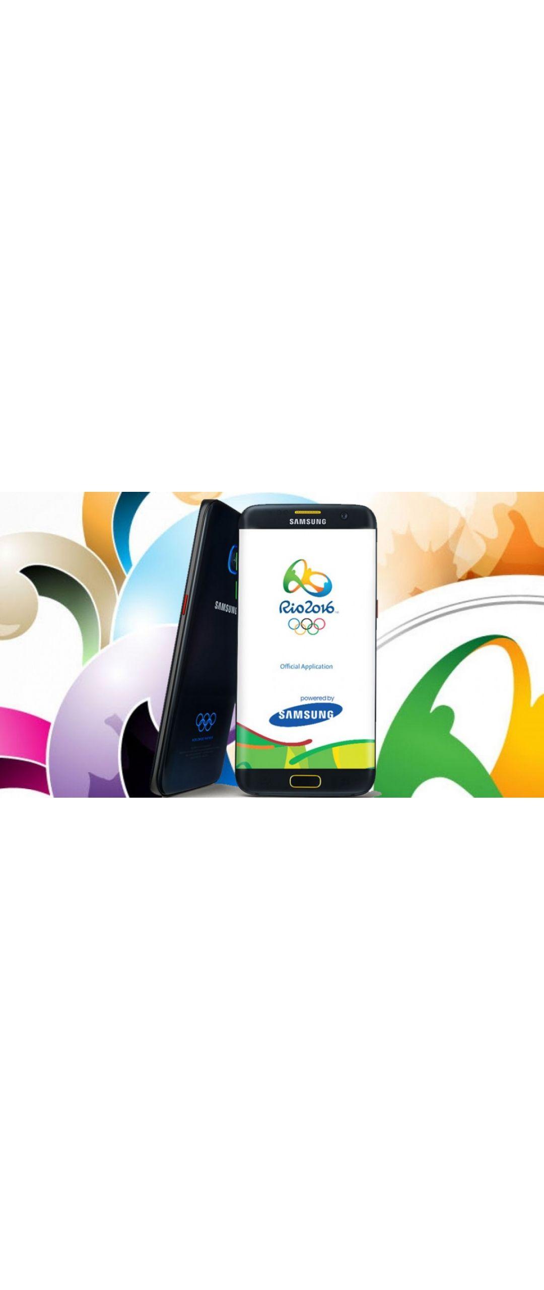 Samsung muestra a detalle su Galaxy S7 Edge Olympic Games Edition