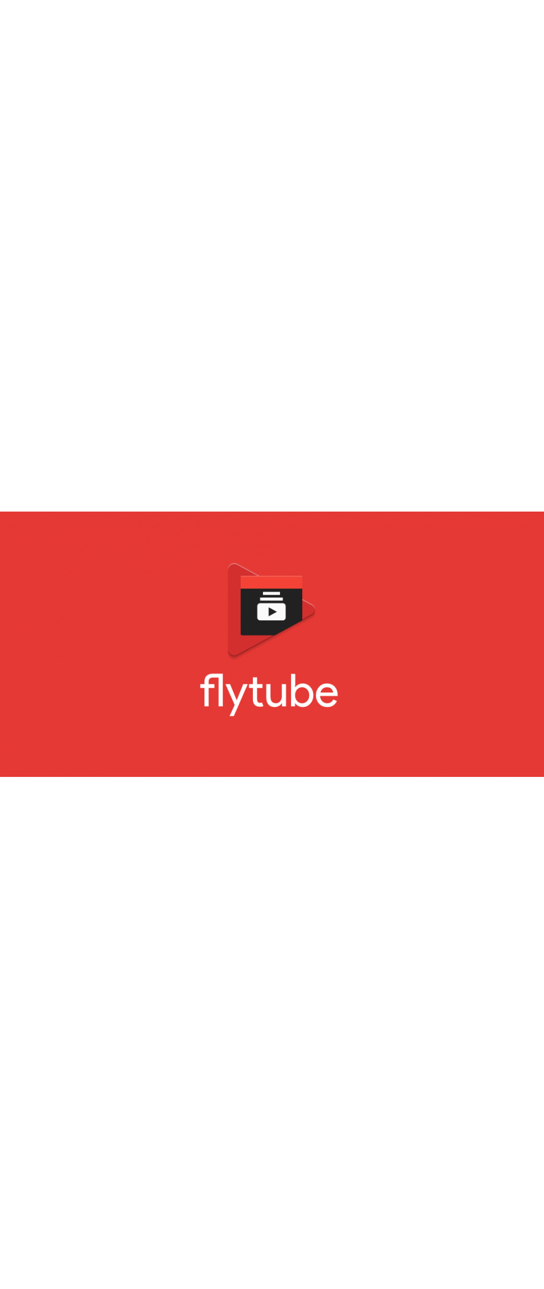 Flytube te permite ver videos de YouTube flotantes en Android