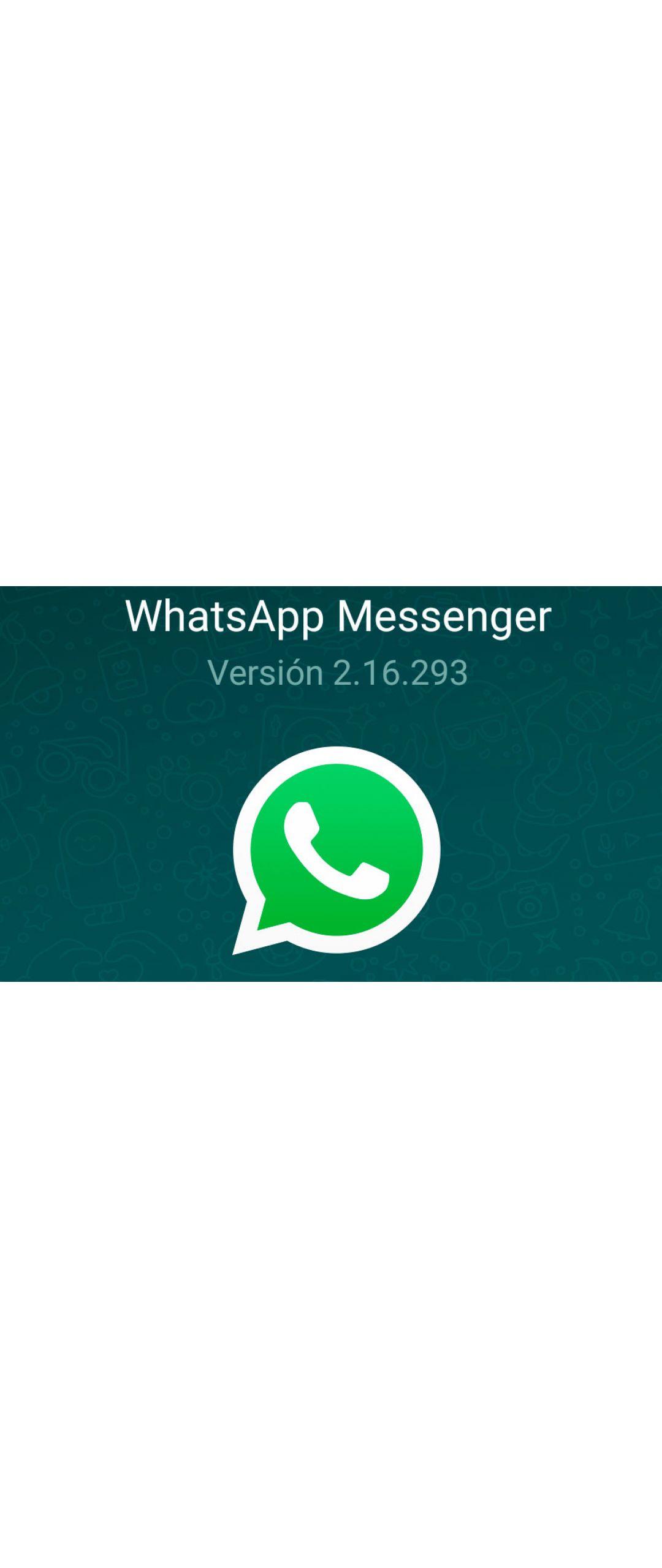 WhatsApp finalmente soporta el envío de GIFs