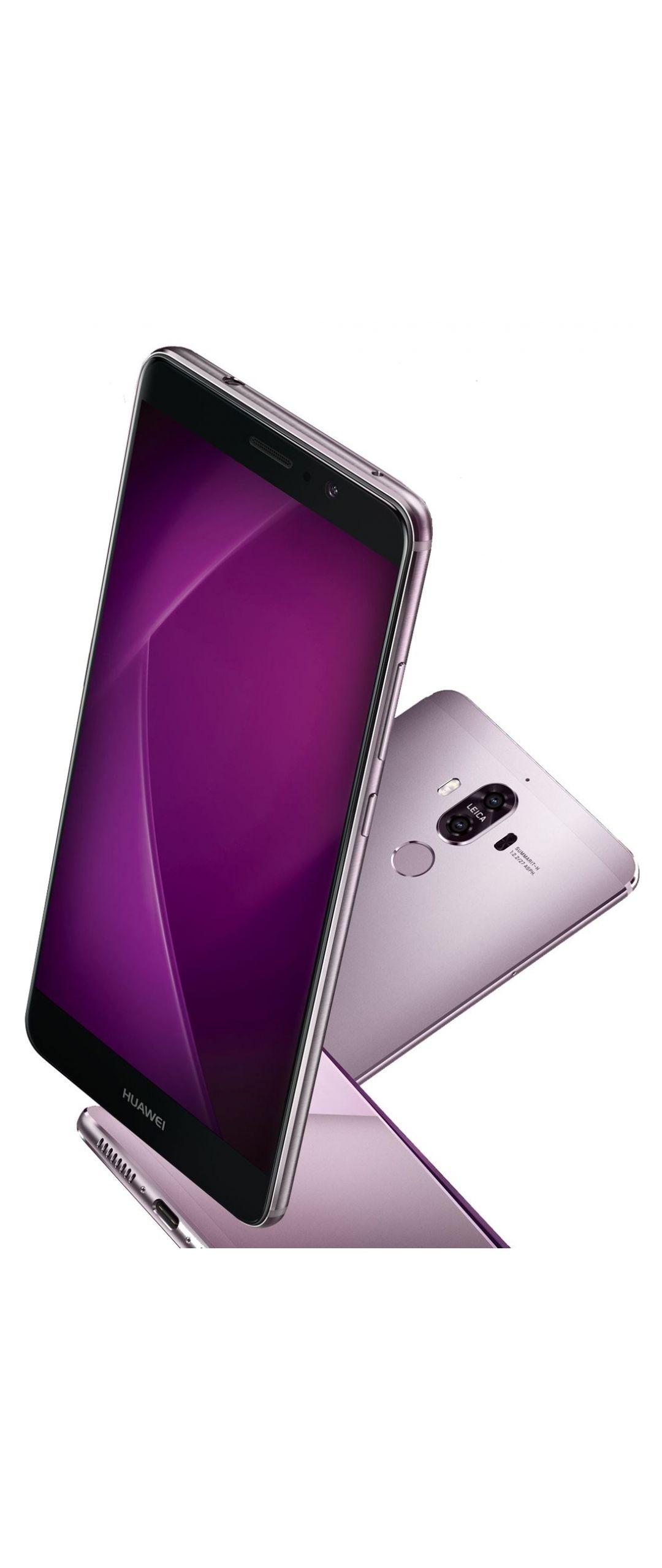 Huawei presenta oficialmente el Mate 9