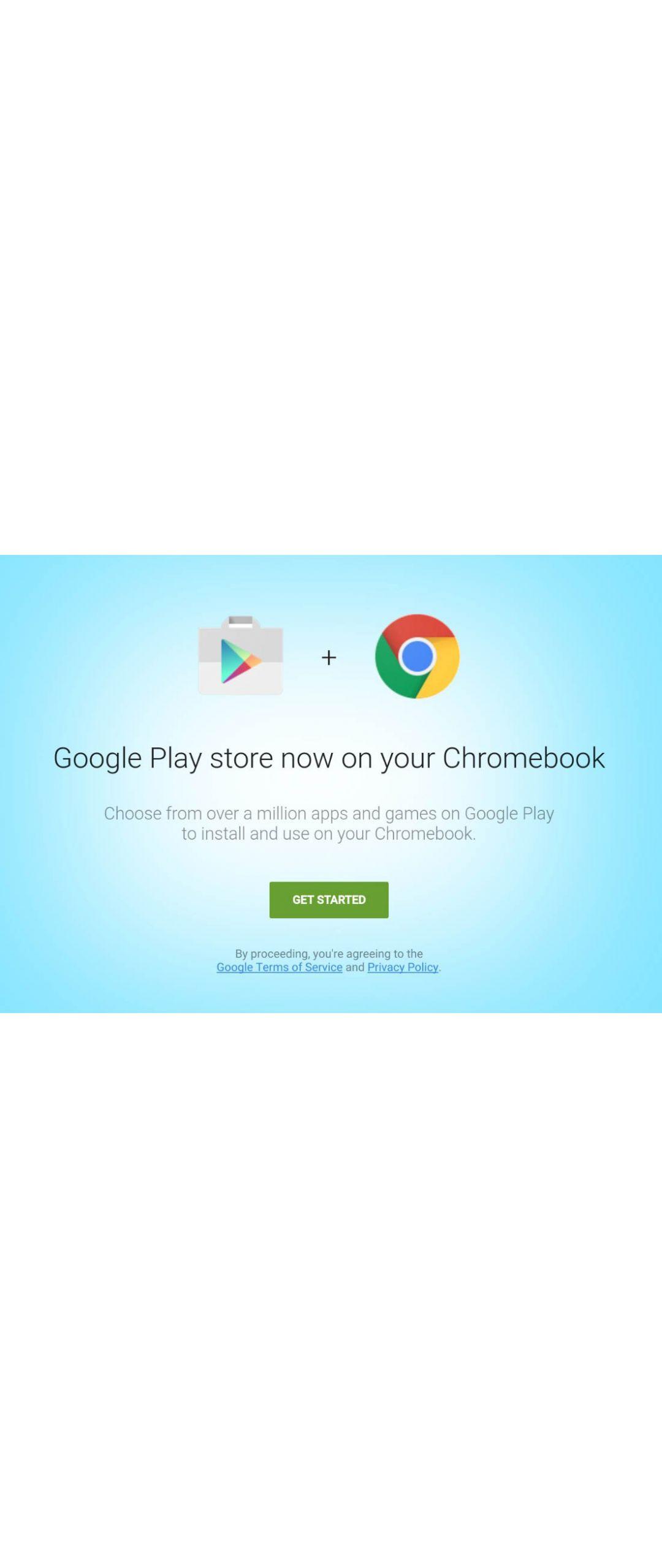 Todas las Chromebooks de 2017 serán compatibles con las apps de Android