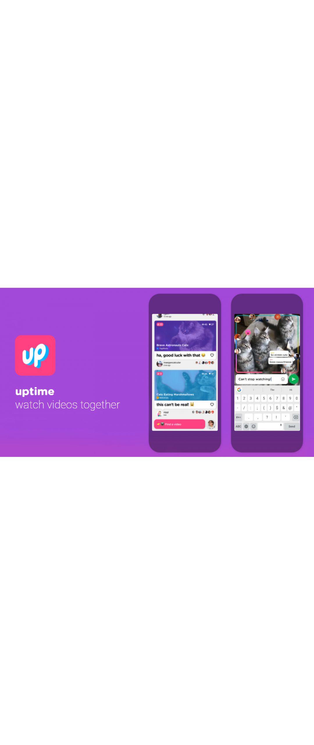 Google lanza aplicación para ver videos de YouTube con amigos