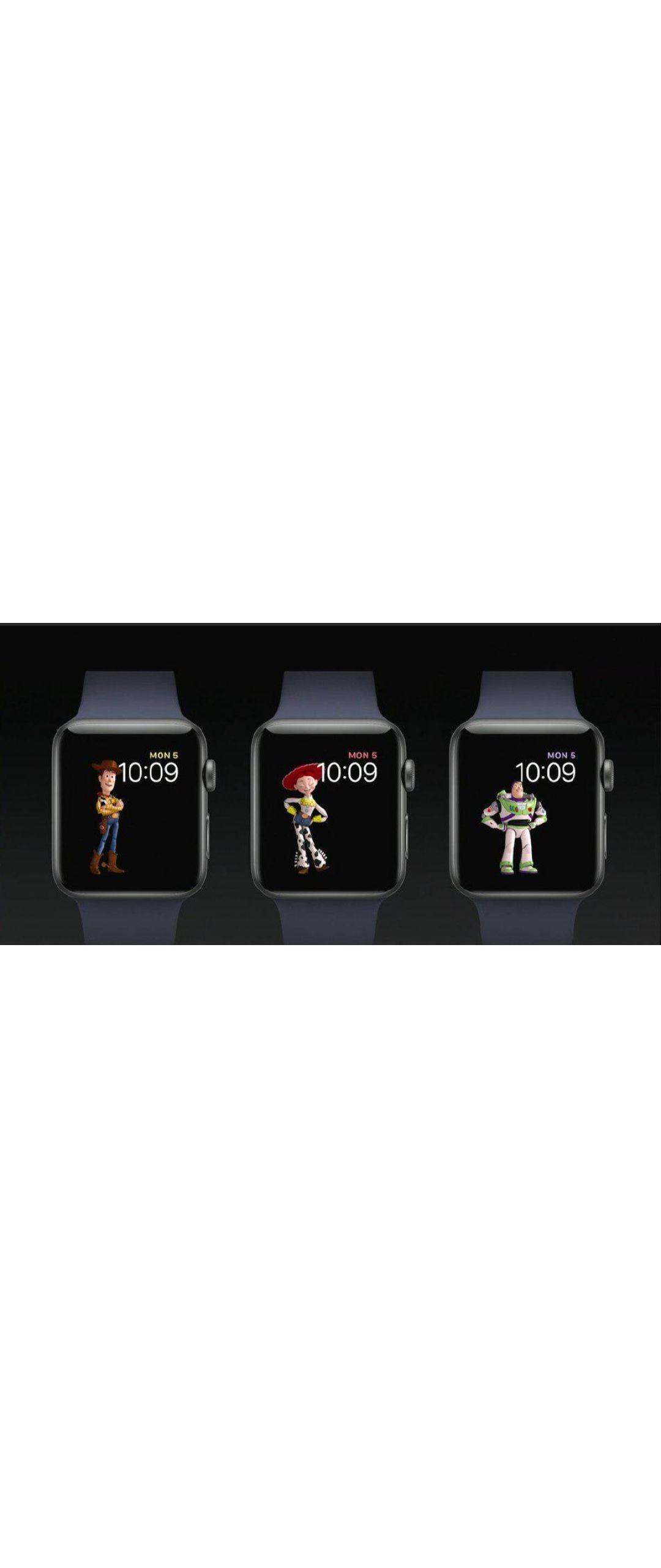 WatchOS 4 ya es oficial #WWDC17
