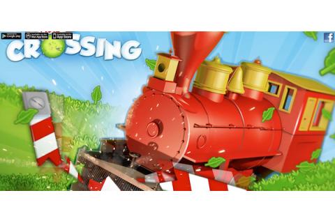 Con Level Crossing ahora podrás conducir un tren divertido y disparatado Articulos2_6467