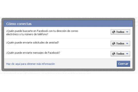 La opción de que no puedan buscarte por tu nombre Facebook la ha eliminado Articulos2_6524