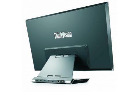 El monitor 4K ThinkVision 28 de Lenovo Articulos2_6732