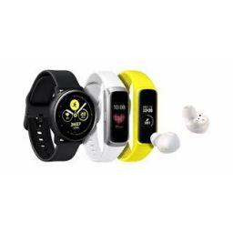 Conoce el nuevo Galaxy Watch Active y los Galaxy Buds con carga inalámbrica de Samsung