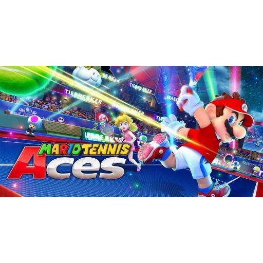 Ya puedes probar la demo de Mario Tennis Aces en Nintendo Switch