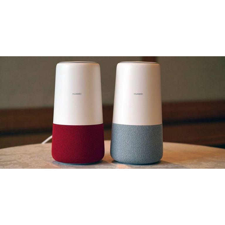 Huawei entra a competir con su nuevo altavoz inteligente: el AI Cube
