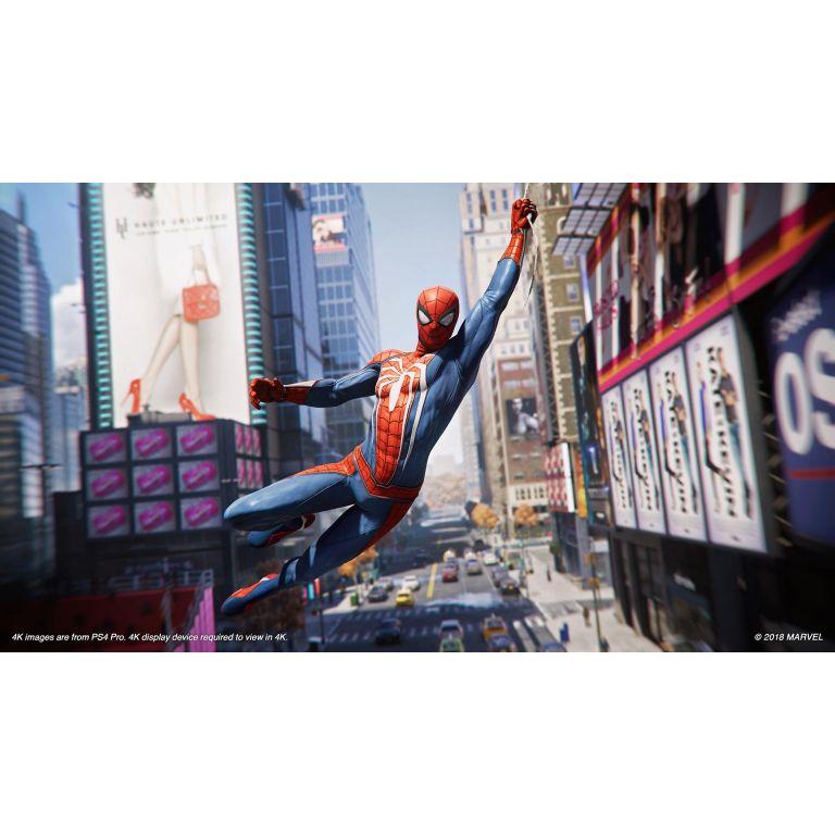 Spider-Man para PlayStation 4 recibirá el modo New Game Plus
