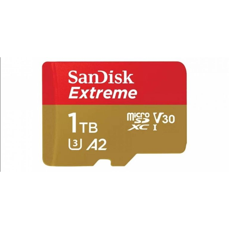 La microSD de un 1TB ya es un hecho y tiene velocidades de lectura realmente altas