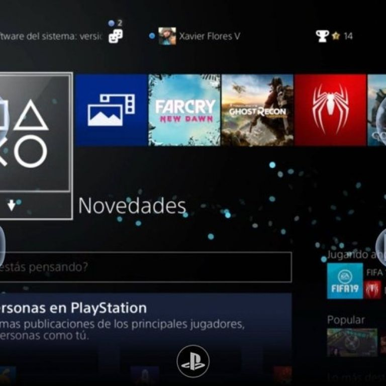 PlayStation 4 agrega soporte para Remote Play con iPhone o iPad