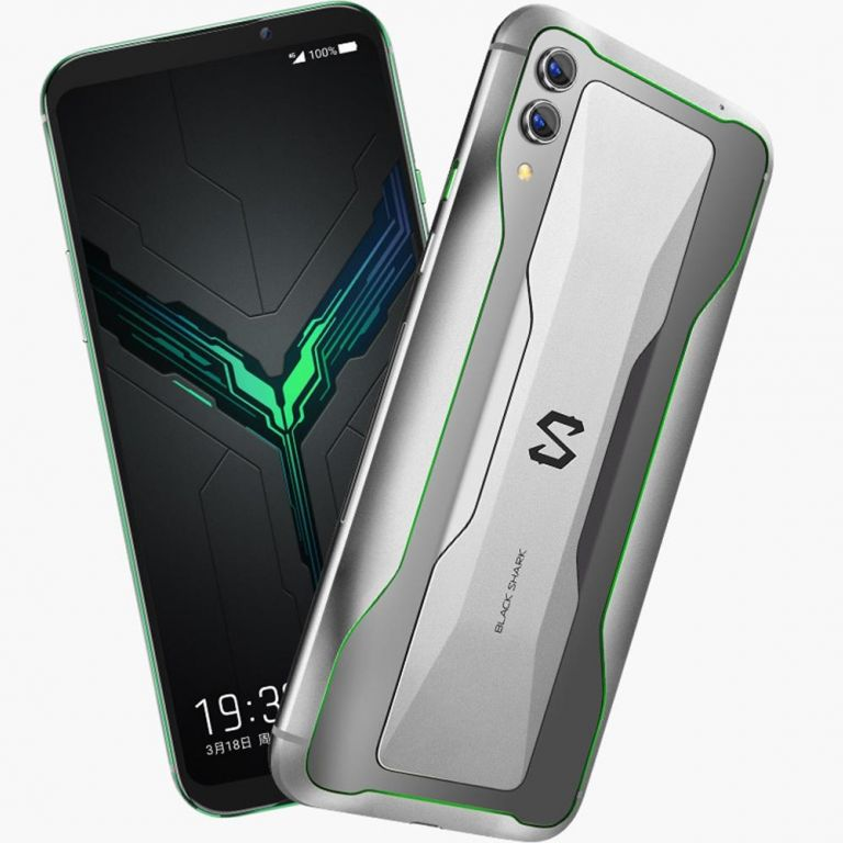 Xiaomi presenta el bestial celular gamer Black Shark 2