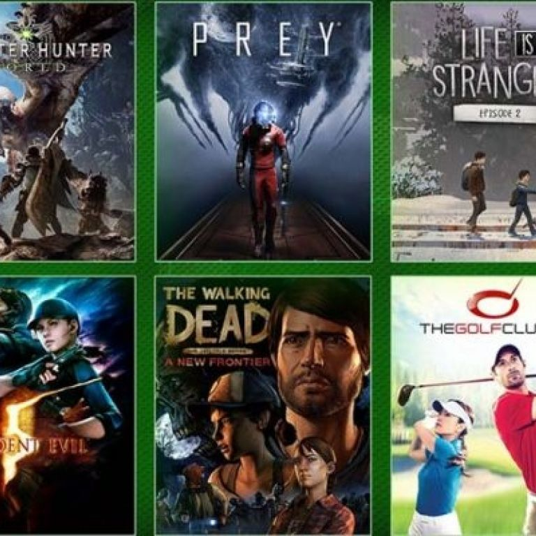 Xbox Game Pass agregará Monster Hunter: World, Resident Evil 5 y más