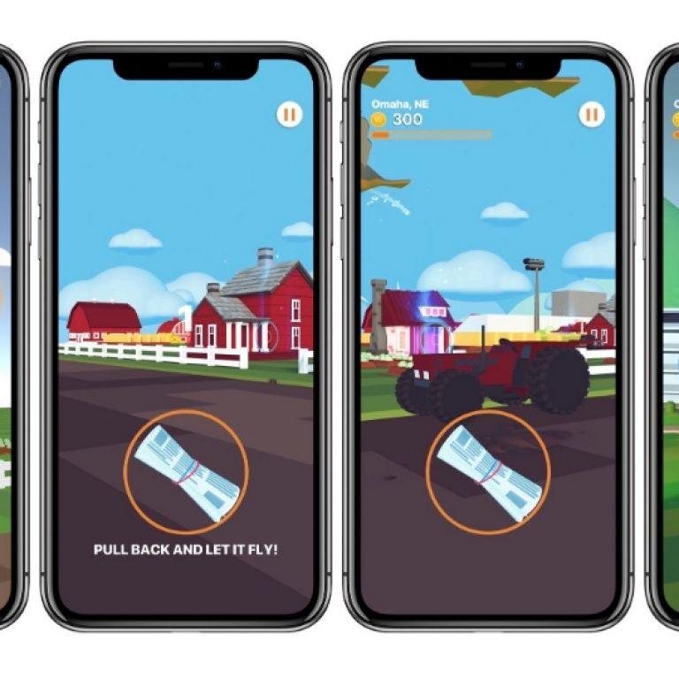 Apple lanza su segundo juego para iOS en la historia, se trata de Warren Buffett's Paper Wizard