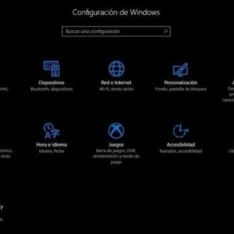 Descubre como puedes activar el Modo Oscuro en Windows 10