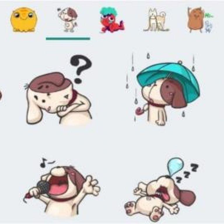 Conoce los nuevos stickers que estarán llegando pronto a WhatsApp