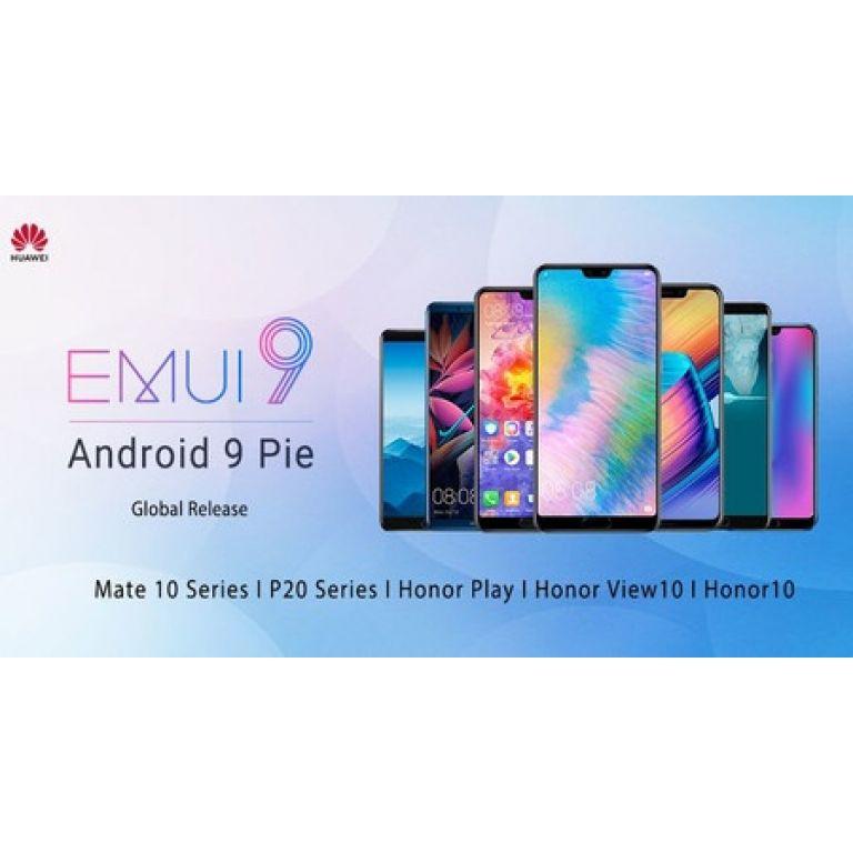 Así sería la interfaz de la próxima actualización de Android para Huawei