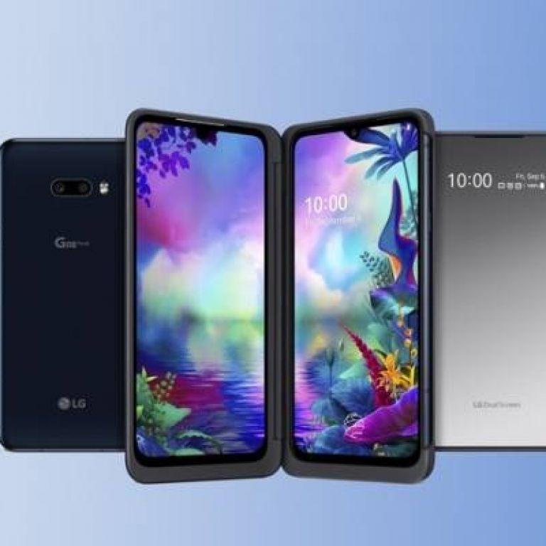 IFA 2019: Este es el nuevo LG G8X ThinQ, que apuesta por la pantalla doble