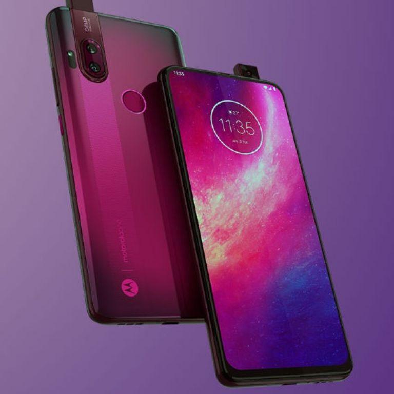 Motorola One Hyper, el nuevo teléfono sin bordes y cámara de 64 megapixeles