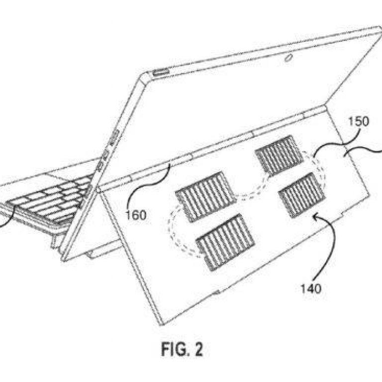 La Microsoft Surface Pro 8 podría funcionar a base de energía solar