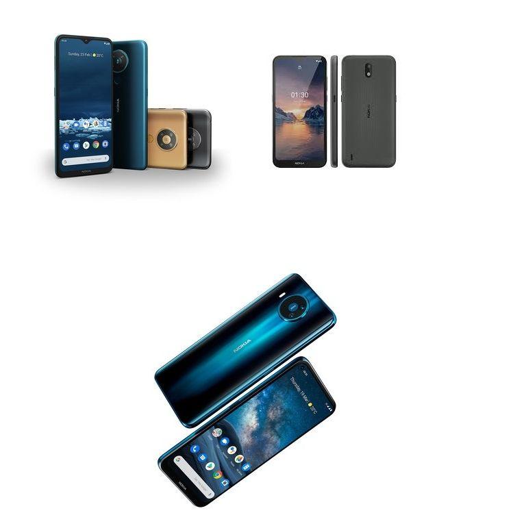 Nokia nos presenta sus nuevos smartphones y se ven increíbles