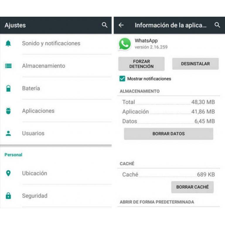 WhatsApp: ¿qué es la memoria caché y por qué te recomendamos eliminarla?