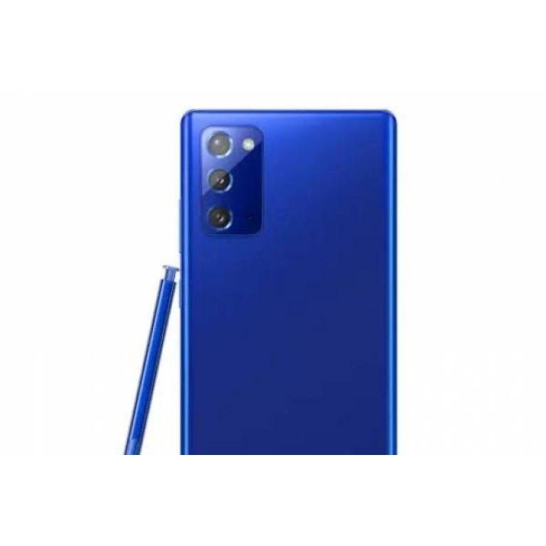 Samsung presentó un nuevo e impactante color para su Note20