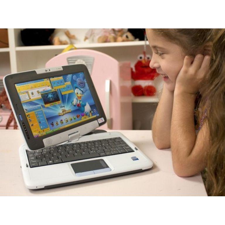 Disney lanza netbooks para niños