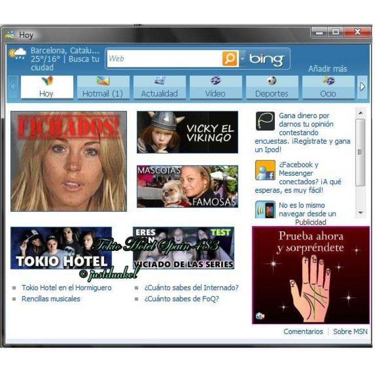 MSN.com cambia de look