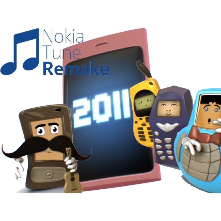 Nokia reinventa por concurso su clásico ringtone