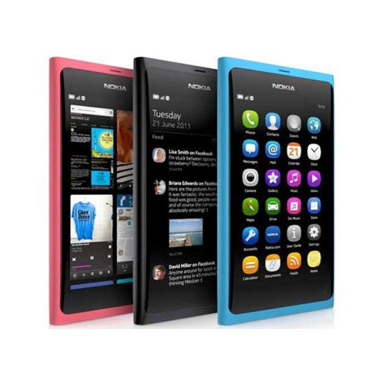 Presentan el Nokia N9