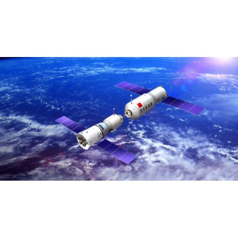 China comenzó a construir su Estación Espacial