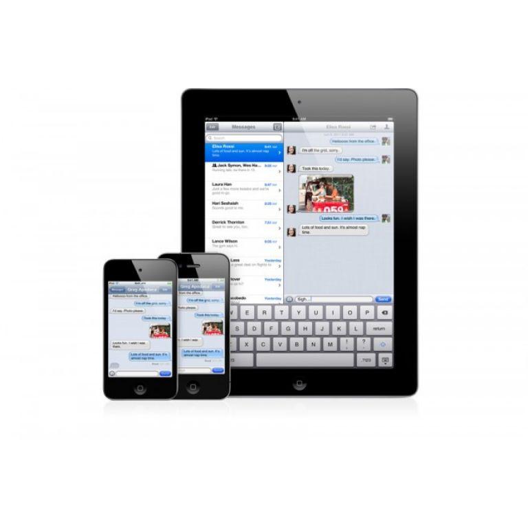 Apple presenta el iMessage