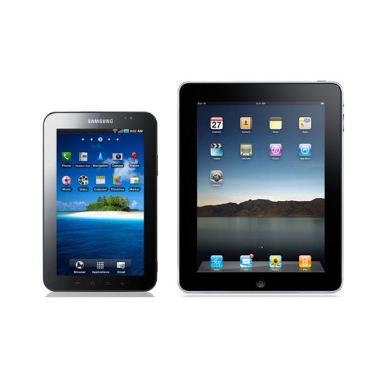 Apple bloquea temporalmente la venta de tabletas de Samsung en Australia