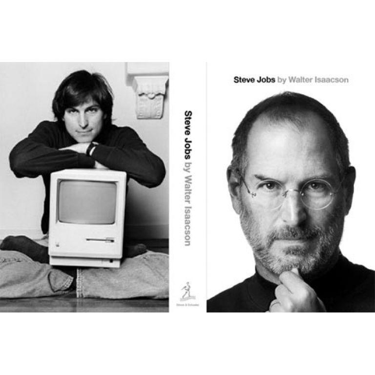 Walter Isaacson, biógrafo de Steve Jobs habla de su libro.
