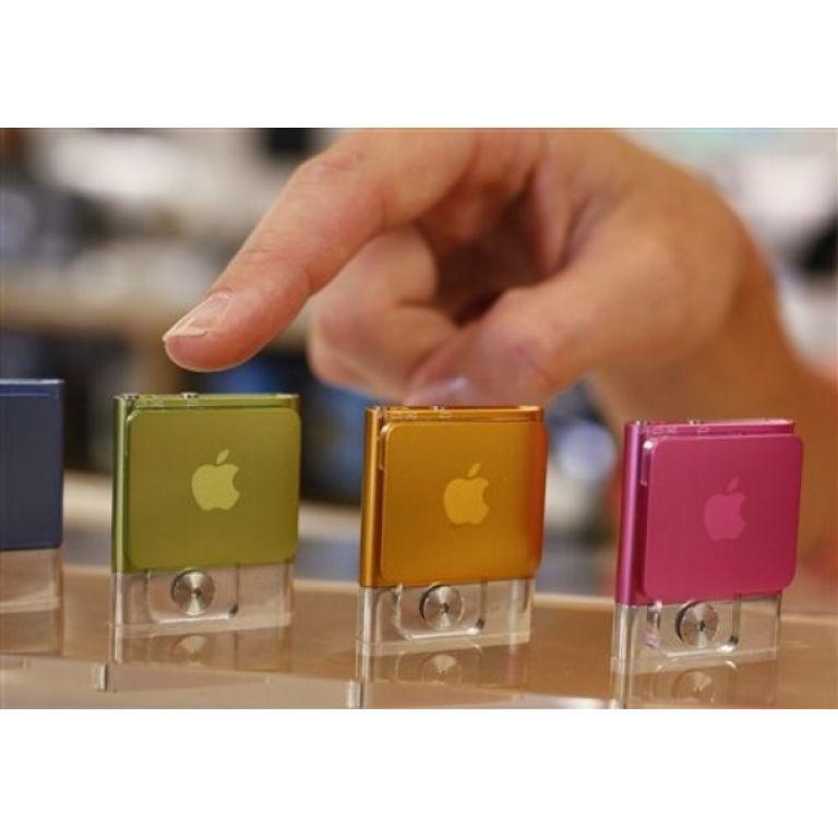 El iPod de Apple cumple diez años