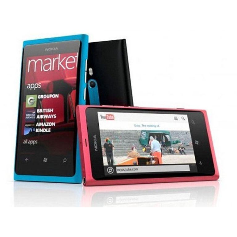 Nokia lanzó sus dos primeros teléfonos con Windows Phone