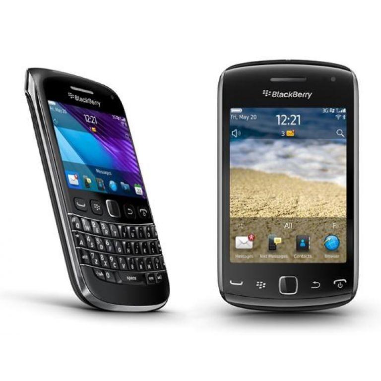 BlackBerry lanzó dos nuevos modelos