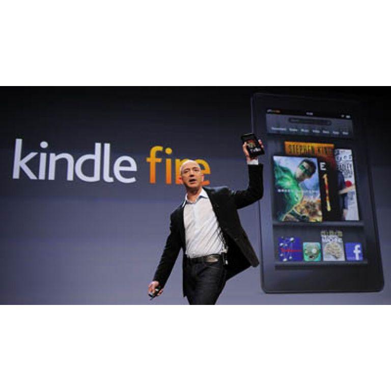 Kindle Fire ya está a la venta