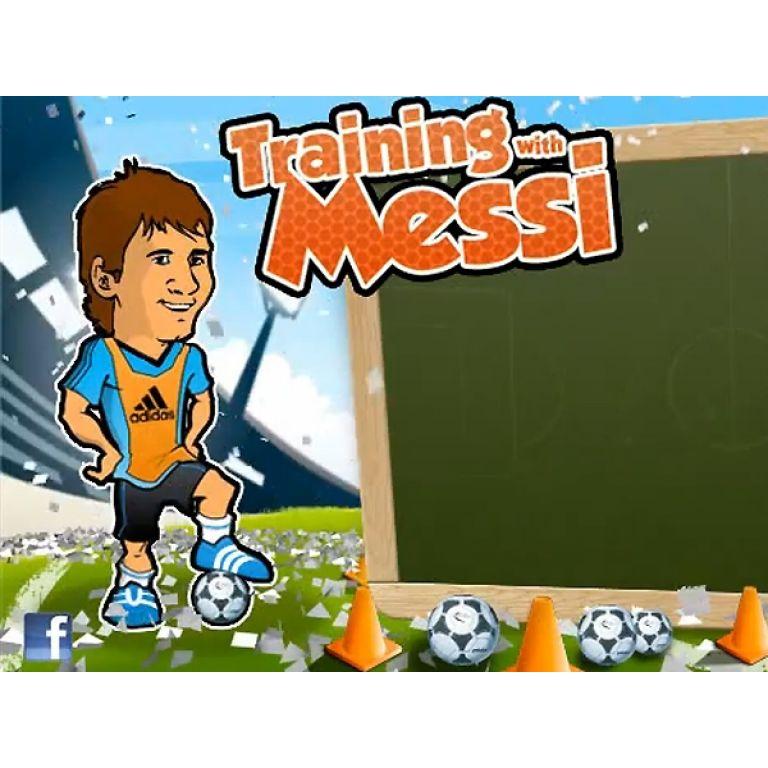 Messi lanzó su juego para smartphones