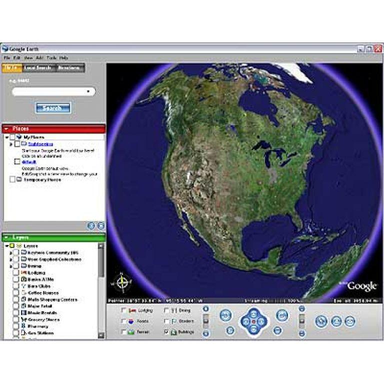 Google Earth, más realista que nunca.