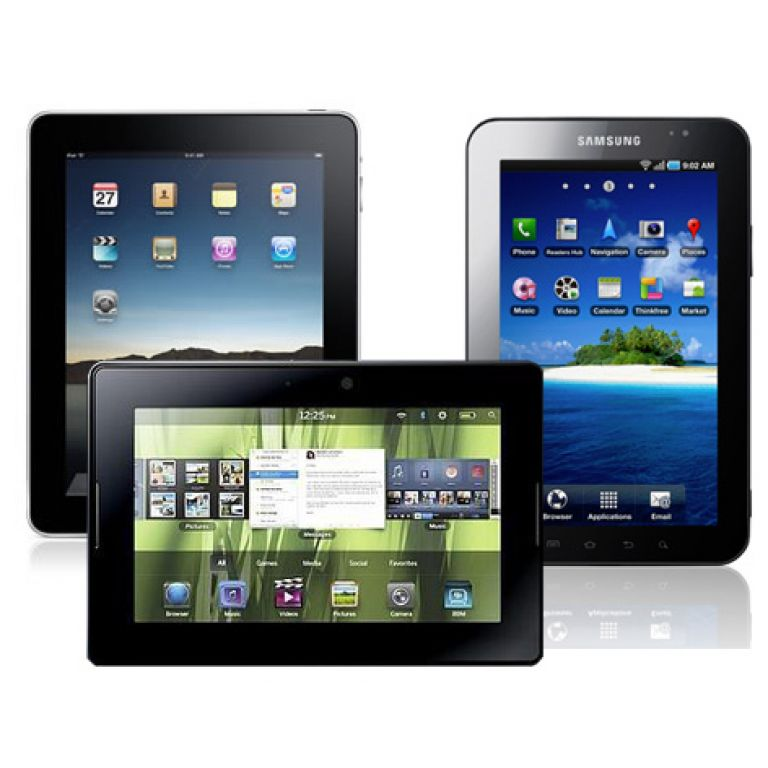 El ranking de las tablets mas vendidas en la Argentina.