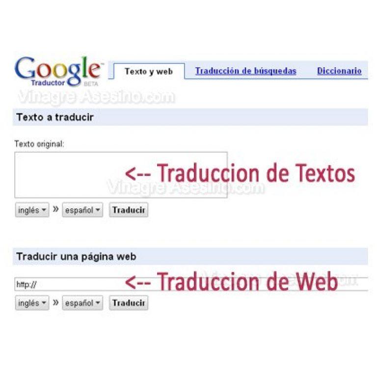 Google traduce por día todo el material que cabe dentro de un millón de libros.