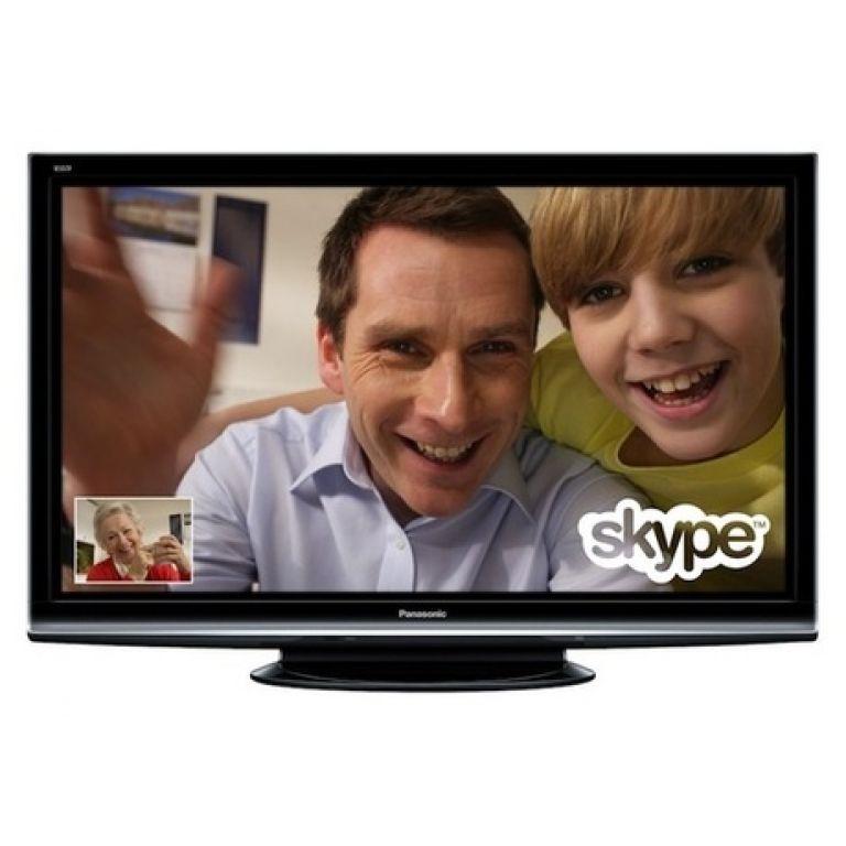 Skype, también en la TV