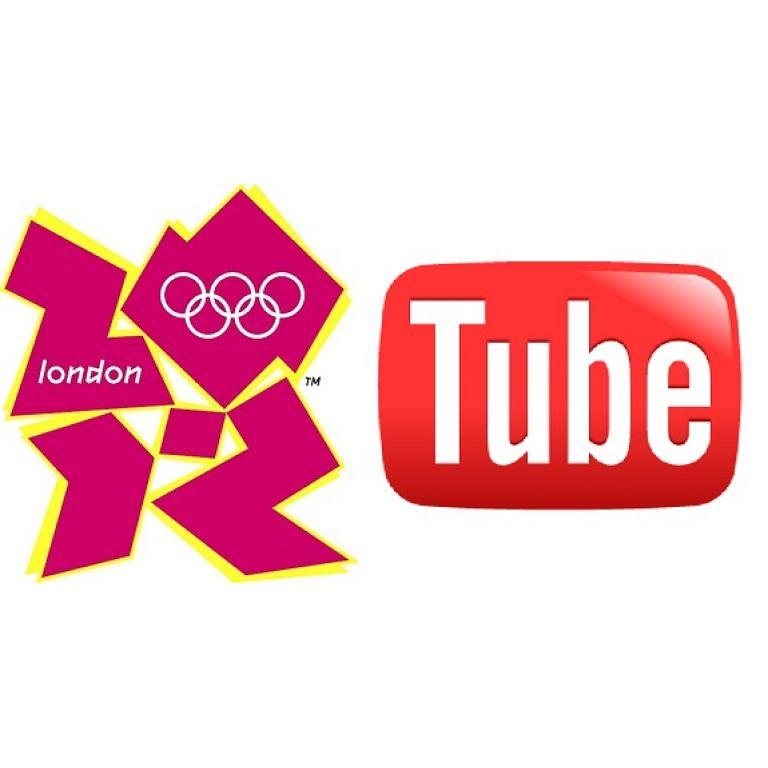 YouTube transmitirá en directo los Juegos Olímpicos.