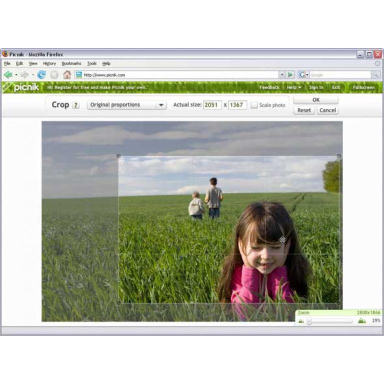 Google compra un sitio que permite editar fotos online.
