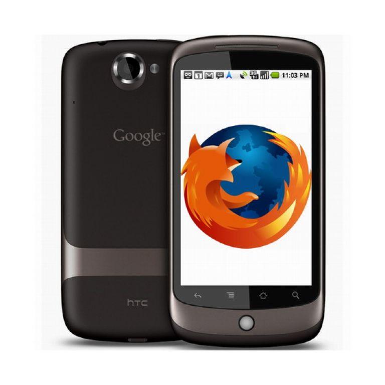 Firefox se convertirá en un sistema operativo para celulares.