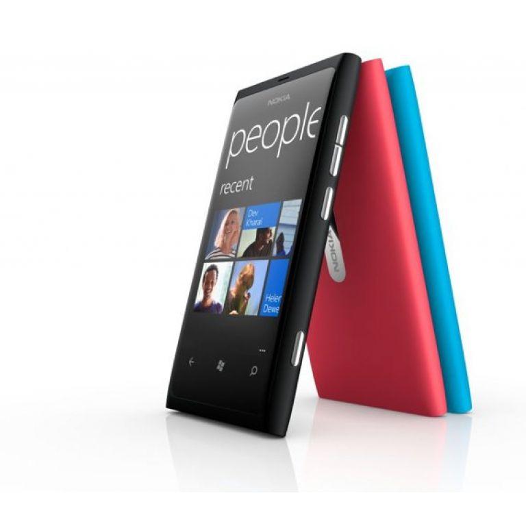 Nokia vendió 4 millones de Lumia, pero no logró salir de las pérdidas.