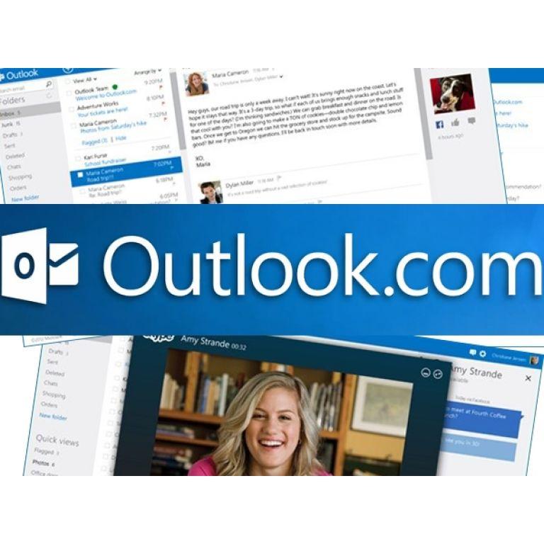 Adiós Hotmail, bienvenido Outlook.com